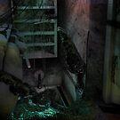 Creature in the dark von cglightNing