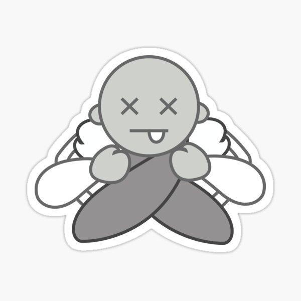 Lapel Choke Sticker