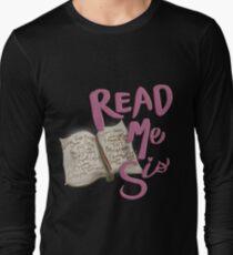 Read Me Sis Long Sleeve T-Shirt