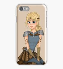 Astrid Race to the Edge iPhone Case/Skin