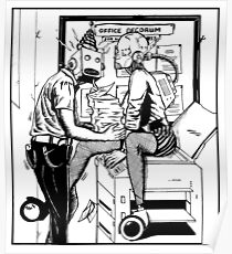 An Office Affair Poster