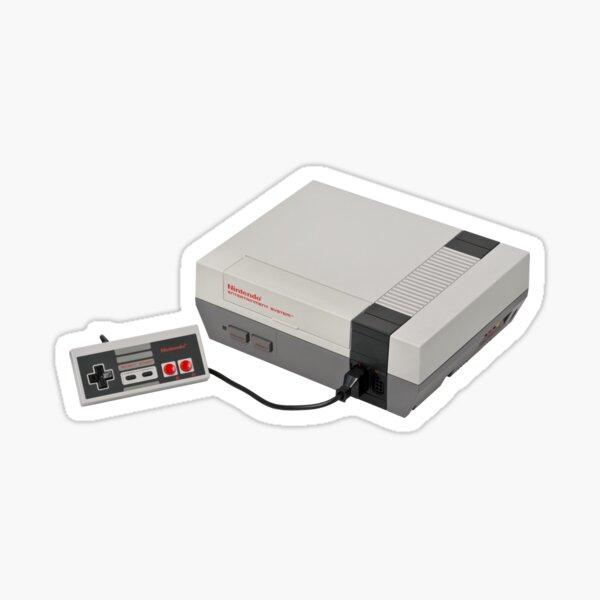 Console NES Sticker