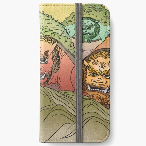Prologue: The Enlightenment iPhone Wallet