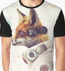 Star Team - Fox Graphic T-Shirt