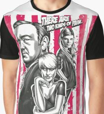 Underwood cards Graphic T-Shirt
