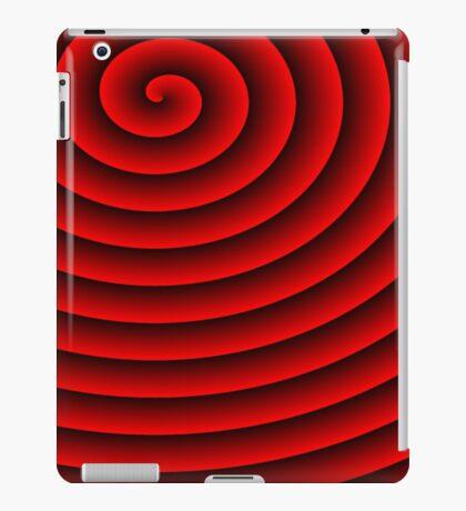 YOU'VE GOT ME IN A SPIN iPad Case/Skin