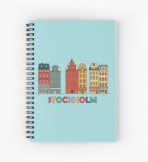 Stockholm Spiralblock