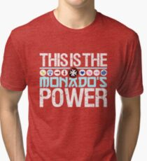 The Monado's Power Tri-blend T-Shirt
