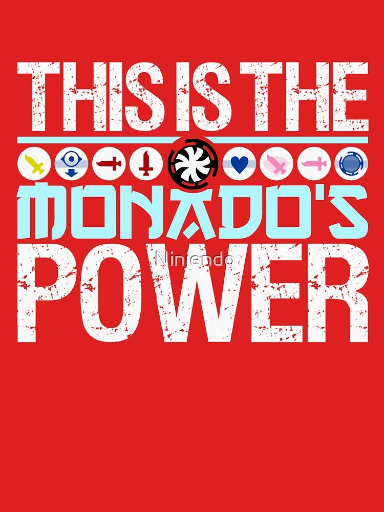The Monado's Power | Unisex T-Shirt