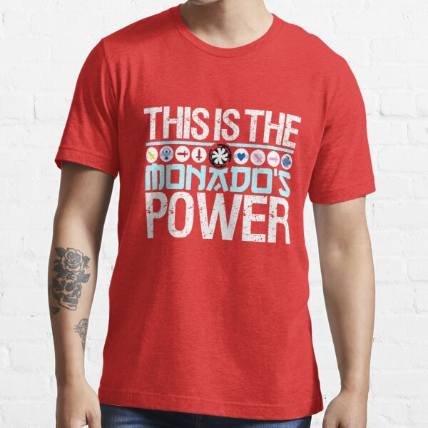 The Monado's Power Essential T-Shirt