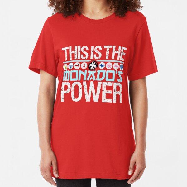 The Monado's Power Slim Fit T-Shirt