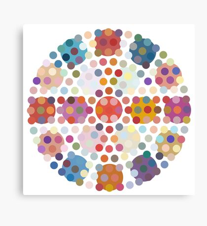 Circles of Life TWO Canvas Print