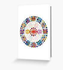 Circles of Life ONE Greeting Card