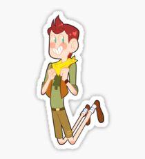 David! Sticker