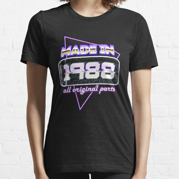 Made in 1988. All original parts. Essential T-Shirt