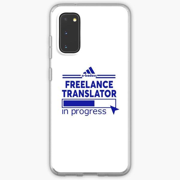 FREELANCE TRANSLATOR Samsung Galaxy Soft Case
