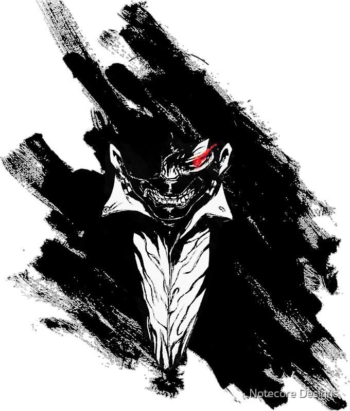 Tokyo ghoul kaneki ken grunge collection by dennis mrdalj