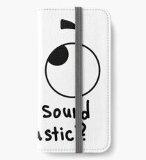 Sarcastic  iPhone Wallet/Case/Skin