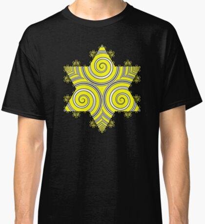 Koch Curve VIII Classic T-Shirt