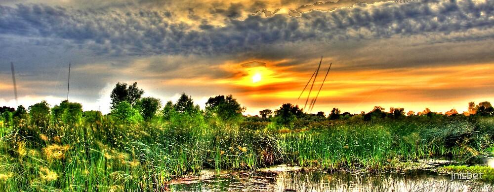 Sunset by jnisbet