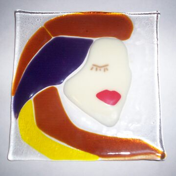 Glass Plate by MSpen