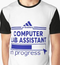COMPUTER LAB ASSISTANT Graphic T-Shirt