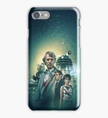 Doctor Who - Resurrection of the Daleks textless iPhone Case/Skin