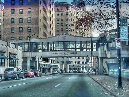 University of Pittsburgh by vigor
