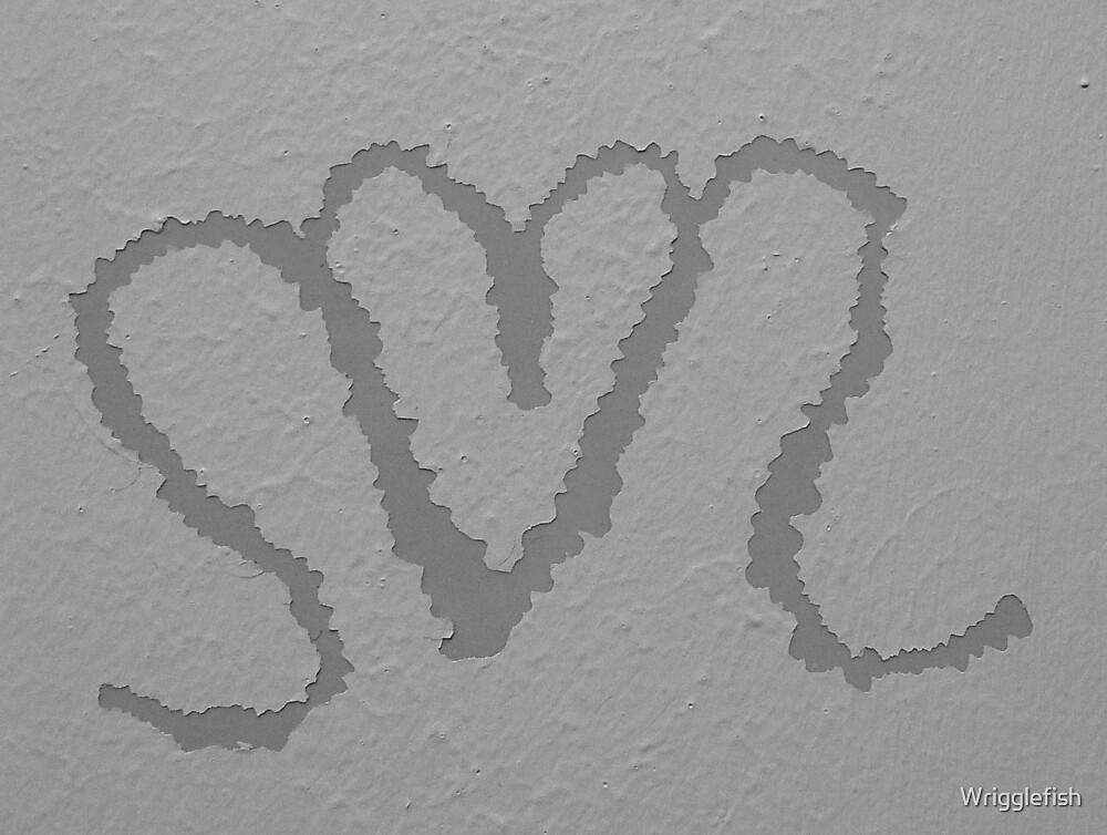 swirl heart by Wrigglefish