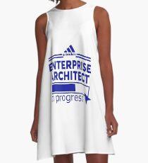 ENTERPRISE ARCHITECT A-Line Dress