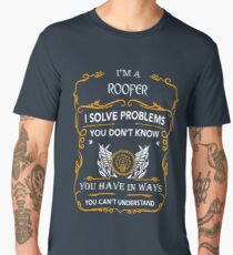 ROOFER Men's Premium T-Shirt