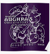 Aughra's Observatory Poster