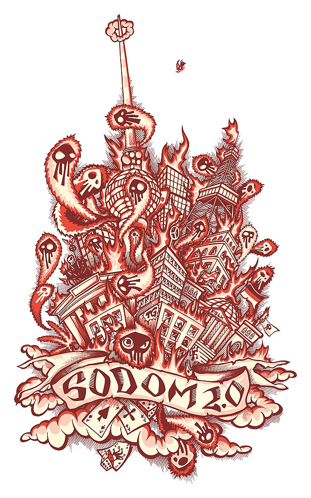 Sodom 2.0 by siXsiXsiX