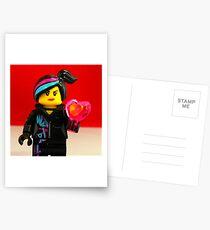 Postales Wyldstyle Valentines
