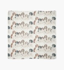 English Springer Spaniel Puppies Scarf