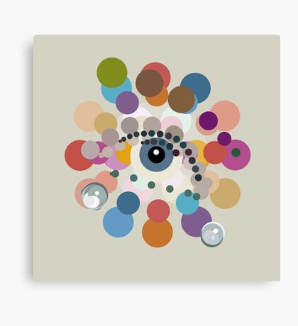Bona to Vada Your Dolly Old Eek Canvas Print
