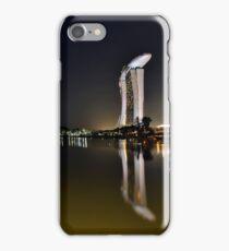 Singapore Marina Panoramic. iPhone Case/Skin