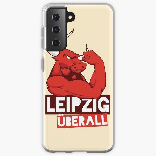 LEIPZIG ÜBERALL Samsung Galaxy Soft Case