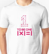 WANNA ONE - TO BE ONE T-Shirt