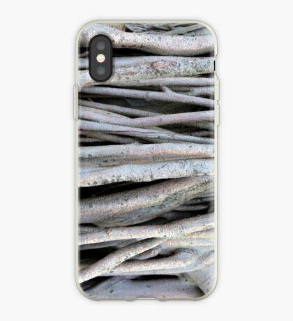 Branches Stacked iPhone Case