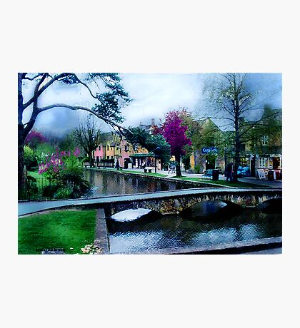 Bourton on the Water 3 Photographic Print