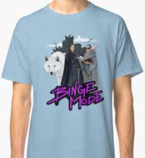 Binge Mode - GoT Shirt Classic T-Shirt