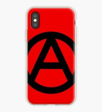 Anarchismus-Symbol iPhone-Hülle & Cover