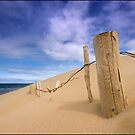 Sand Sky Sea by Tony Murphy