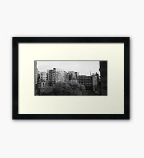 The National Building Framed Print