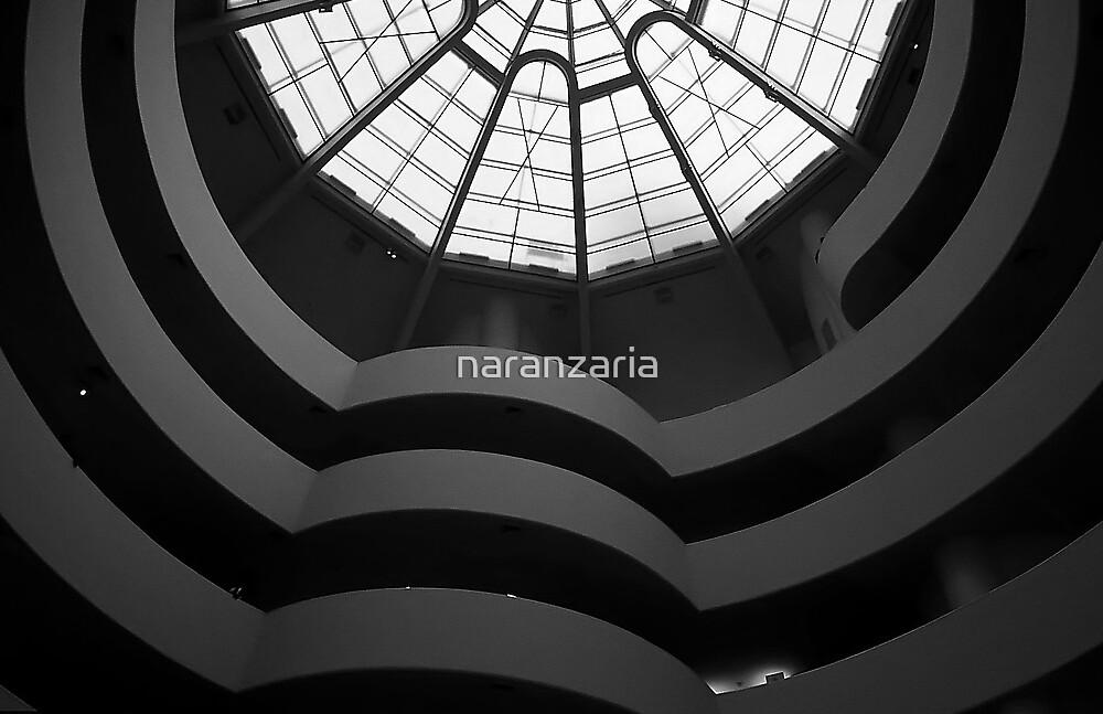 Dome at the Gugenheim N.Y.N.Y by naranzaria