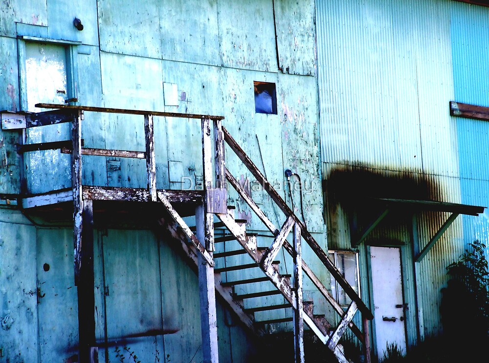 The Staircase by Dawn Mahaney