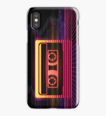 Sunset Cassette II iPhone Case/Skin