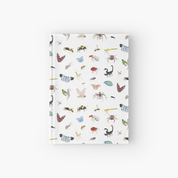 Bugs Hardcover Journal