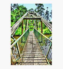Bedgeburys Bridge Photographic Print